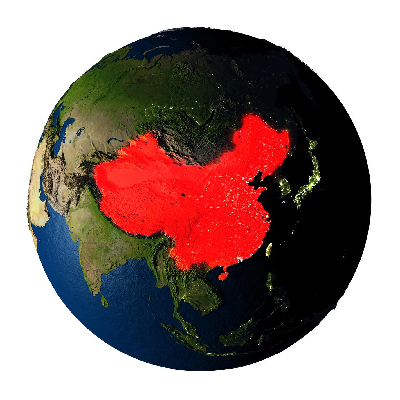 中国 企業調査
