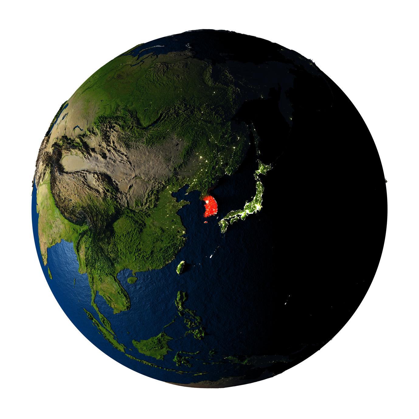 韓国 企業調査